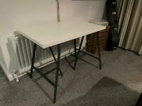 IKEA desk and legs