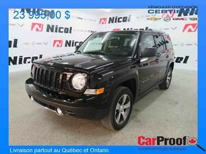 2016 JEEP PATRIOT 4WD