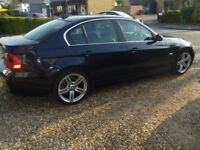 bmw 18 M6 style alloys with good tyres