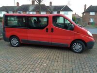 (£7,500) Mini bus for sale Nottingham city plated