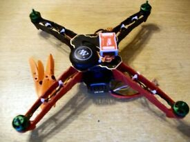 NEW Racing Drone For Sale With Naza M-Lite,GPS & Motors With ESC's fitted