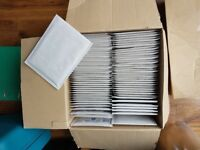 New padded envelopes - about 70