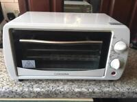 Cookworks 9L Toaster Oven used working perfect and clean £10