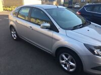 Ford Focus cat d repairedwas very minor damage