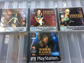 PlayStation 1 Games Bundle