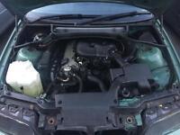 BMW E46 E36 Z3 ENGINE M43B19 90k miles