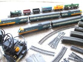 00 Gauge Model Railway Job Lot