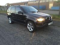 BMW X5 SPORT 3.0 LITRE AUTO LONG MOT SERVICE HISTORY PX WELCOME £1995