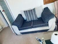 2 and 3 seaters sofa like new ex display