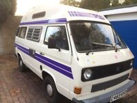VW Campervan, 1986 Autosleeper for Sale. Great runner and condition!