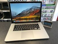 """MacBook Pro 2014 15"""" Retina Display Intel Core i7 Quad 16GB RAM 512GB SSD"""