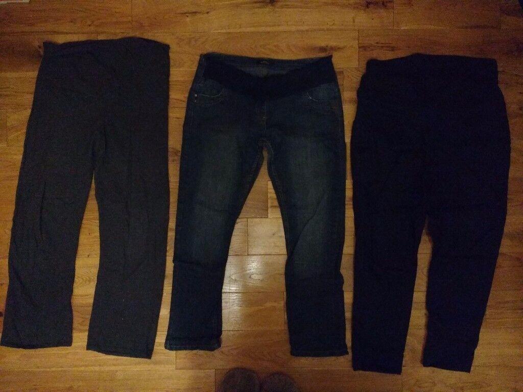 7 stylish Maternity trousers