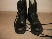 ProForce ARMY CADET BOOTS (size 6)