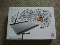 Wacom intuos pen & touch - graphic design tablet - medium