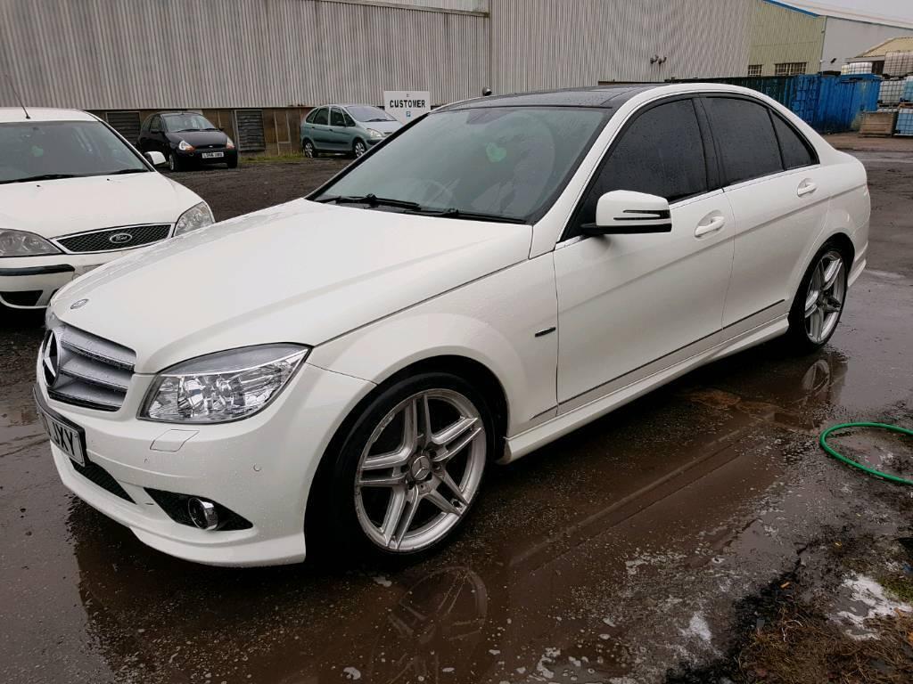 Mercedes C350 cdi 2011 HUGE spec   in Darlington, County Durham   Gumtree