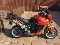 2008 Triumph Tiger 1050. One owner from new. Immaculate condition.