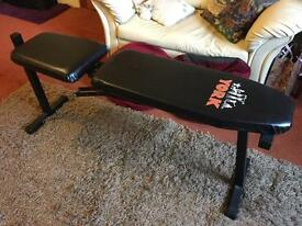 York Work Out Bench