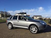 Porsche Cayenne 3.2v6 - very high spec, years MOT (Range Rover, Q7, Touareg, X5)