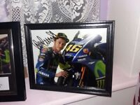 Black Friday massive sale on Valentino Rossi signed photo.