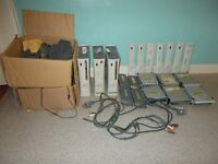 (Xbox Spares parts Job-lot]-(£60) (No offerss)