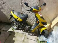 Suzuki ay 50 spares or repairs
