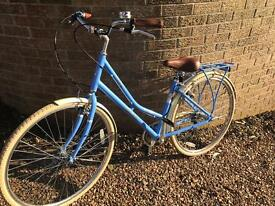 Blue Pendleton Somerby Ladies Bike