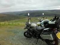 Sinnis Terrain 125cc