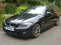 BMW 320 Touring Estate M Sport Plus Low Mileage BMW Service History Great Condition - A Must See!!