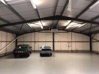 Car Storage in Shropshire
