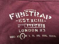 Firetrap small tee shirt