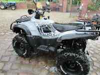 quad TGB blade 550i se needs little work £1850 no offers