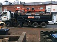 Birmingham Grab hire and muck away.all west midlands covered
