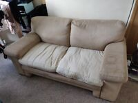 FREE Two seater sofa bed.