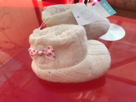Brand new Infant/baby Shoes Age 6-9 months