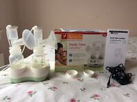 Ameda Lactaline Double Electrical Breast Pump