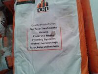 DCP Cemflow Screed 25kg Bags(self levelling finishing cement),£5 per bag