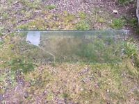 Greenhouse /Glass Cloches 6 mm toughened glass