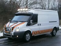 2009(59) FORD TRANSIT T350 RWD LWB SEMI HIGH, REAL HEAD TURNER, CHEAPEST AROUND, EXCELLENT DRIVER!!