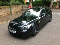 2005 05 BMW 535D M SPORT JET BLACK