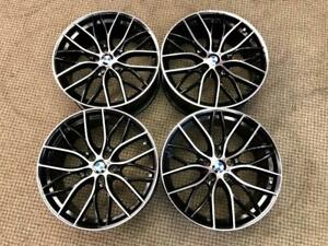 20 BMW Staggered Wheels (BMW 3 Series and 5 Series) Calgary Alberta Preview