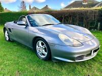 Porsche Boxster 2.7 Roaster 986 Immaculate Condition, Low Miles 79k