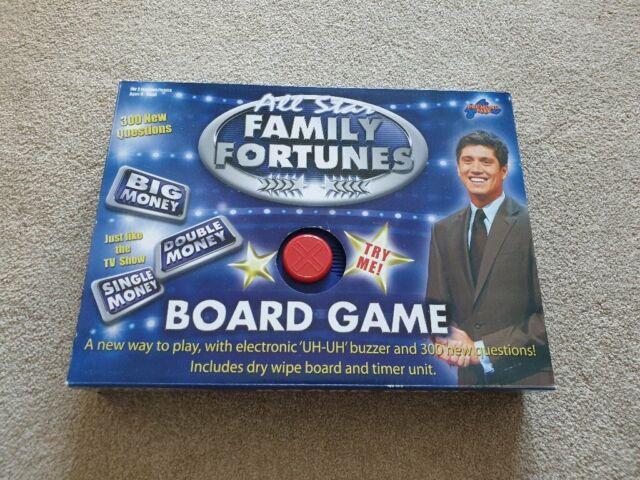 Family Fortunes Board Game for Sale | in Clanfield, Hampshire | Gumtree