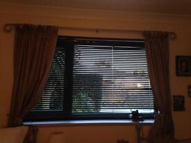 PVC venetian blinds