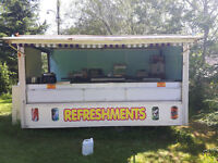 Burger Van / Food Trailer - For Sale £1200