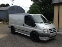 2011 ford transit trend. ST Rep