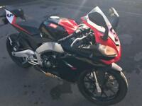 2013 aprilia rs4 125 low mileage