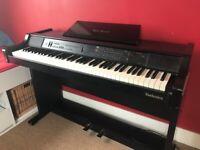 80s Technics digital piano for sale