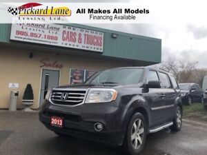 2013 Honda Pilot Touring FULLY LOADED!!! CERTIFIED!!