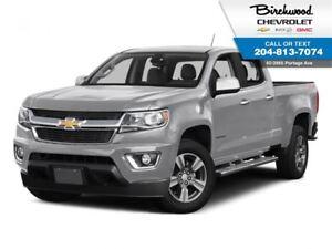 2017 Chevrolet Colorado 4WD LT   SAVE $7696