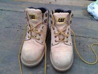 caterpillar boots size 7